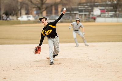 2013 Joliet West Freshman Baseball Game 4 vs Plainfield South-6195