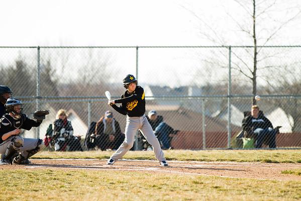 2013 Joliet West Freshman Baseball Game 6 at Lincoln Way North