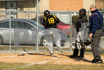2013 Joliet West Freshman Baseball Game 1 vs Thornton-4016
