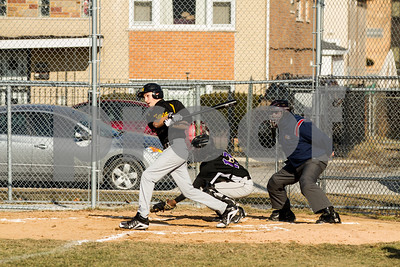 2013 Joliet West Freshman Baseball Game 1 vs Thornton-4012