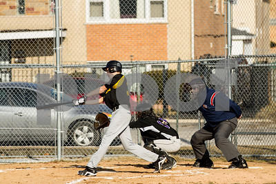2013 Joliet West Freshman Baseball Game 1 vs Thornton-4008