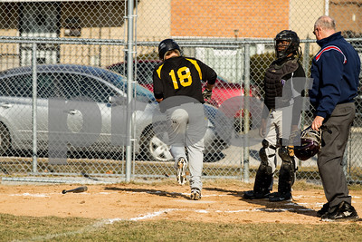 2013 Joliet West Freshman Baseball Game 1 vs Thornton-4015