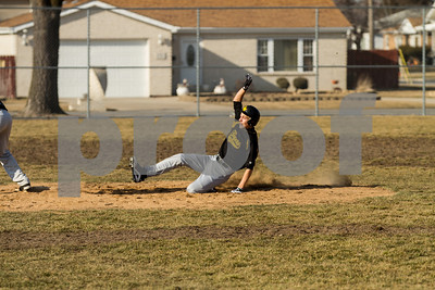 2013 Joliet West Freshman Baseball Game 1 vs Thornton-4020