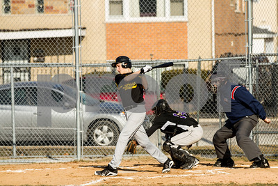 2013 Joliet West Freshman Baseball Game 1 vs Thornton-4010