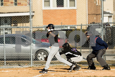 2013 Joliet West Freshman Baseball Game 1 vs Thornton-4009
