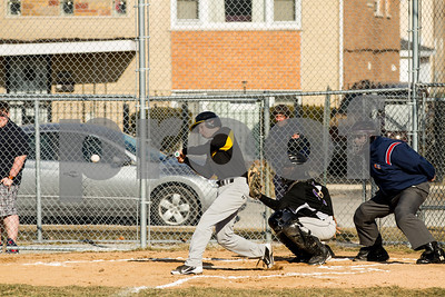 2013 Joliet West Freshman Baseball Game 1 vs Thornton-3958
