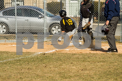 2013 Joliet West Freshman Baseball Game 1 vs Thornton-4000