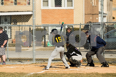 2013 Joliet West Freshman Baseball Game 1 vs Thornton-3956