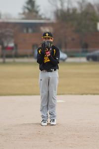 2013 Joliet West Freshman Baseball Game 7 vs Bourbannais-7034