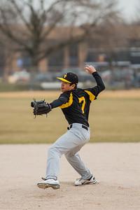 2013 Joliet West Freshman Baseball Game 7 vs Bourbannais-7084