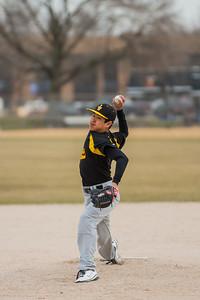 2013 Joliet West Freshman Baseball Game 7 vs Bourbannais-7085