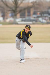2013 Joliet West Freshman Baseball Game 7 vs Bourbannais-7095