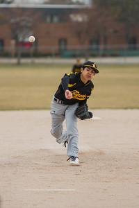 2013 Joliet West Freshman Baseball Game 7 vs Bourbannais-7064
