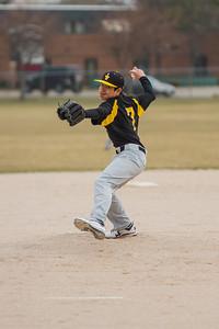 2013 Joliet West Freshman Baseball Game 7 vs Bourbannais-7038
