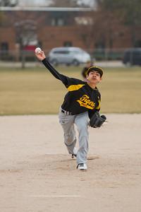 2013 Joliet West Freshman Baseball Game 7 vs Bourbannais-7050