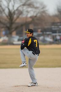 2013 Joliet West Freshman Baseball Game 7 vs Bourbannais-7082