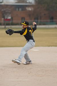 2013 Joliet West Freshman Baseball Game 7 vs Bourbannais-7061