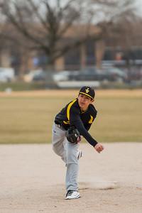 2013 Joliet West Freshman Baseball Game 7 vs Bourbannais-7087