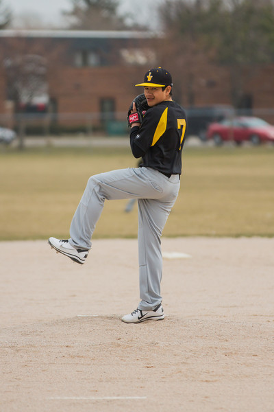 2013 Joliet West Freshman Baseball Game 7 vs Bourbannais