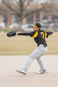 2013 Joliet West Freshman Baseball Game 7 vs Bourbannais-7091
