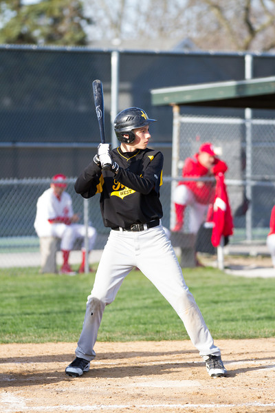 2013 Joliet West Freshman Baseball at Homewood Flossmoor