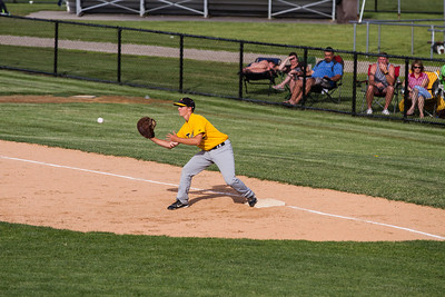 2013 Joliet West JV Summer Baseball vs JCA-0086