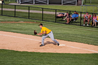 2013 Joliet West JV Summer Baseball vs JCA-0087
