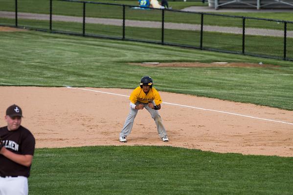 2013 Joliet West JV Summer Baseball vs JCA