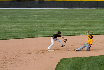 2013 Joliet West JV Summer Baseball vs JCA-0011