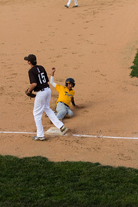 2013 Joliet West JV Summer Baseball vs JCA-0018