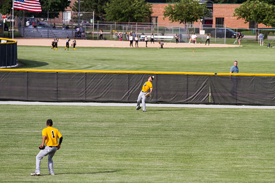 2013 Joliet West JV Summer Baseball vs JCA-0071