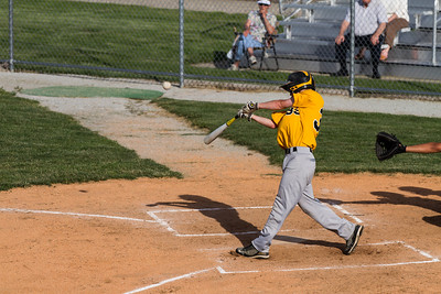 2013 Joliet West JV Summer Baseball vs JCA-0097
