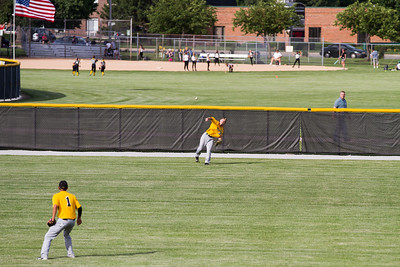 2013 Joliet West JV Summer Baseball vs JCA-0072