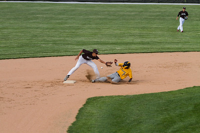 2013 Joliet West JV Summer Baseball vs JCA-0012