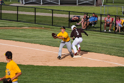 2013 Joliet West JV Summer Baseball vs JCA-0081