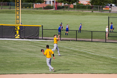 2013 Joliet West JV Summer Baseball vs JCA-0067