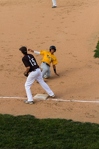 2013 Joliet West JV Summer Baseball vs JCA-0017