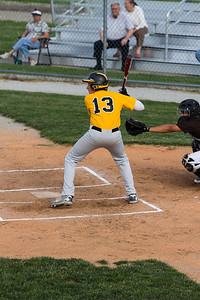 2013 Joliet West JV Summer Baseball vs JCA-0008