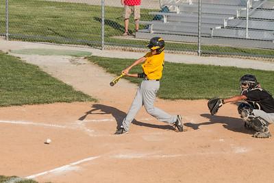 2013 Joliet West JV Summer baseball vs Andrew-0729