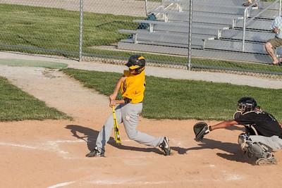 2013 Joliet West JV Summer baseball vs Andrew-0720