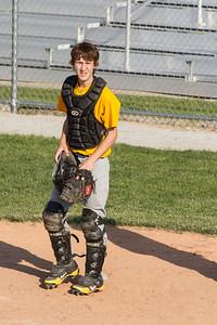 2013 Joliet West JV Summer baseball vs Andrew-0712