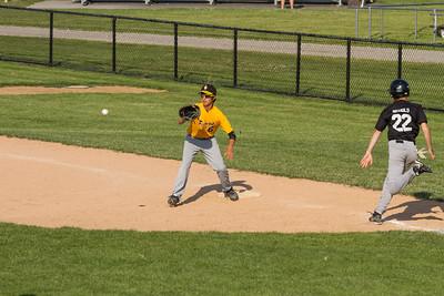 2013 Joliet West JV Summer baseball vs Andrew-0617