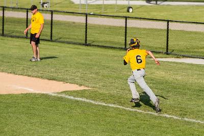2013 Joliet West JV Summer baseball vs Andrew-0731