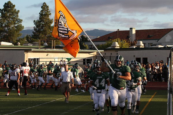 2013 Livermore and Granada football