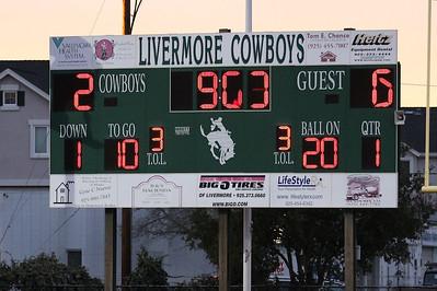 Livermore vs Berean Christian 14th 33 of 286