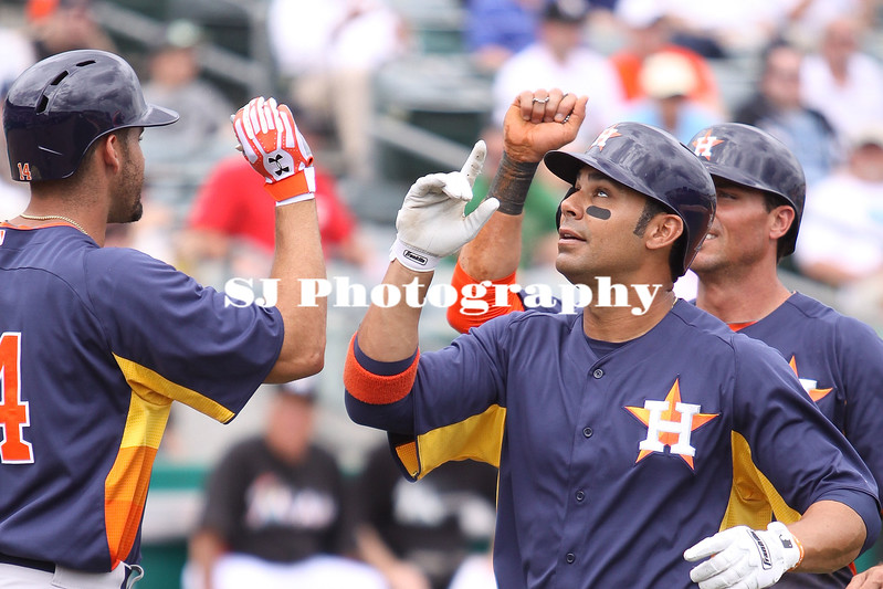 Houston Astros vs Miami Marlins