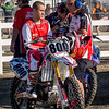 Mike Alessi ready for Practice Session 1 at Lake Elsinore - 24 Aug 2013