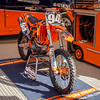 Ken Roczen's Bike at Lake Elsinore - 24 Aug 2013