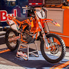 Ryan Dungey's Bike at Lake Elsinore - 24 Aug 2013