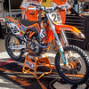 Michael Byrne's Bike at Lake Elsinore - 24 Aug 2013